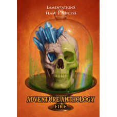 Adventure Anthology: Fire (Print + PDF)
