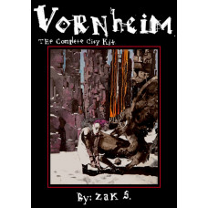 Vornheim: The Complete City Kit (Print + PDF)